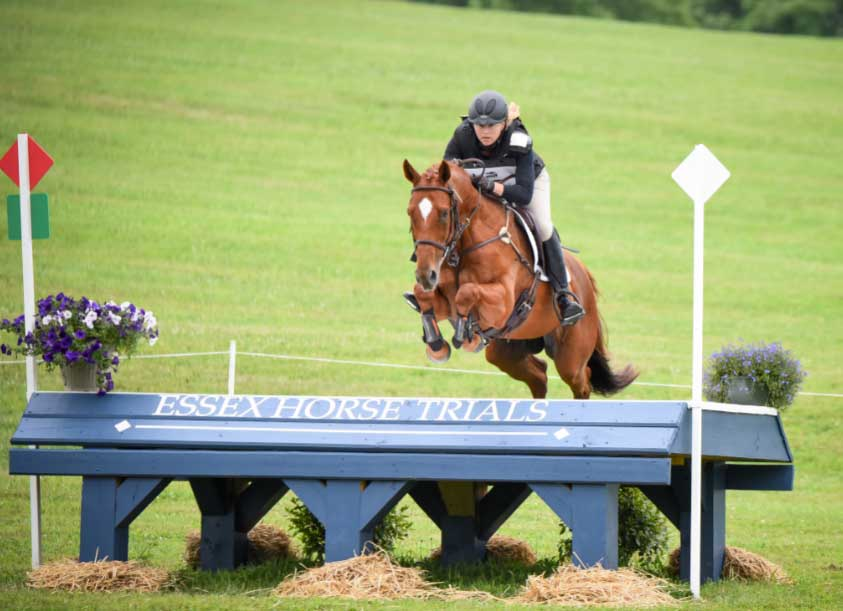 The Mars Essex Horse Trials. Photo courtesy of Gladstone Equestrian Association