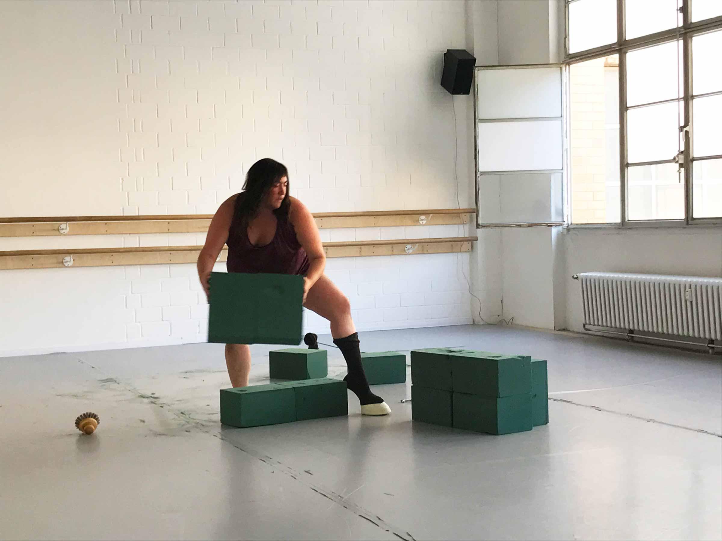 Jen Rosenblit, Berlin