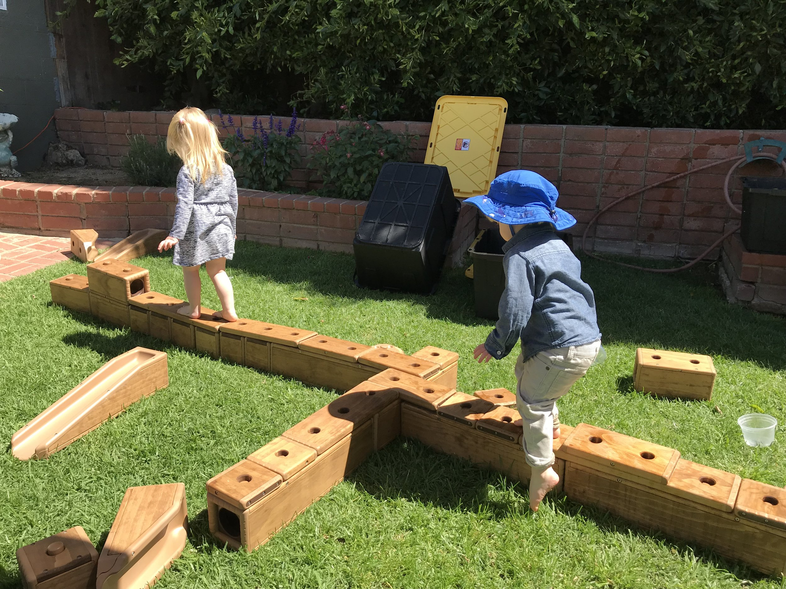 IMAGE OF THE CHILD - We view children as co-constructors of their own learning, capable of developing their own theories and contributing to the shared knowledge of a school community.