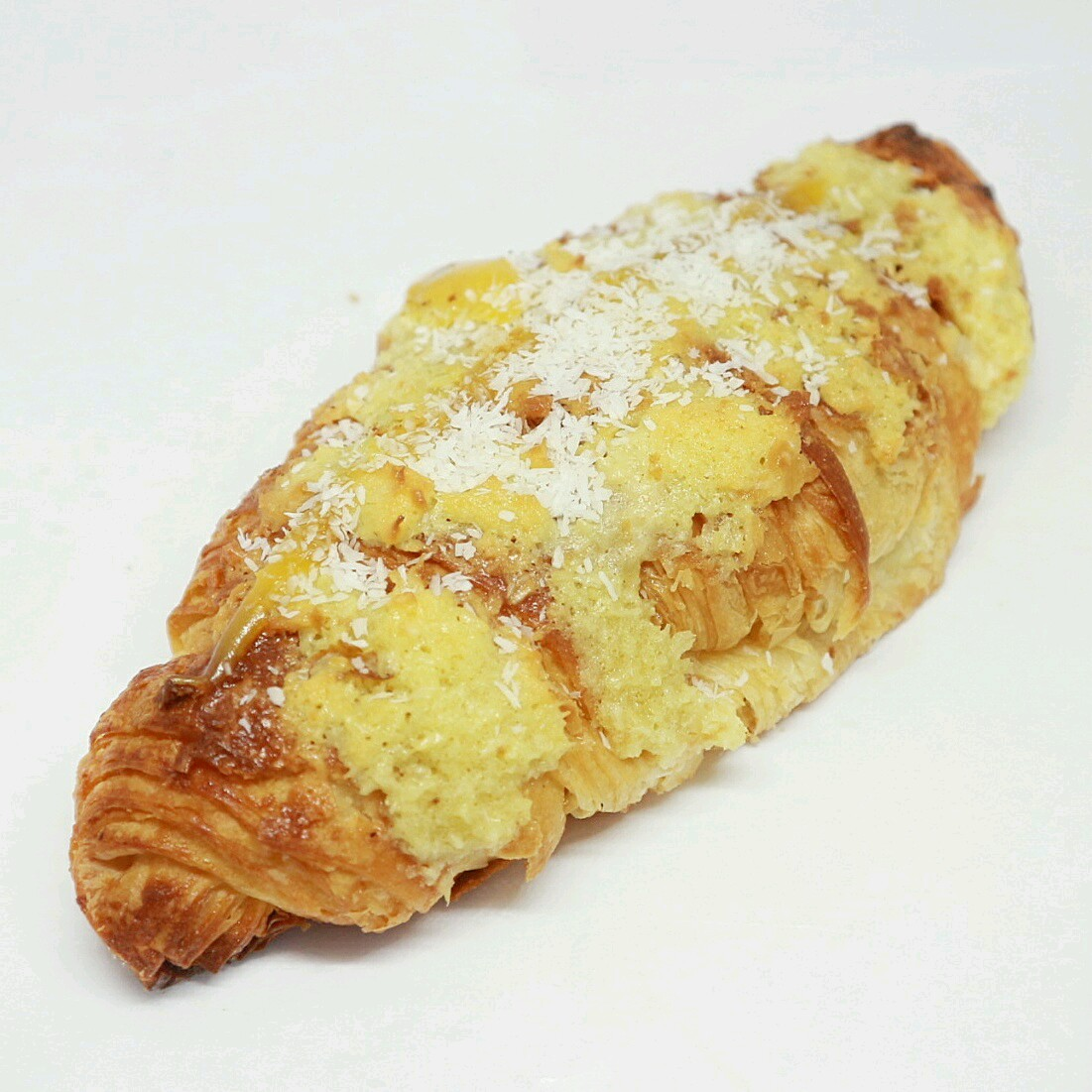 Coconut Srikaya Croissant - Rp. 20.000,-