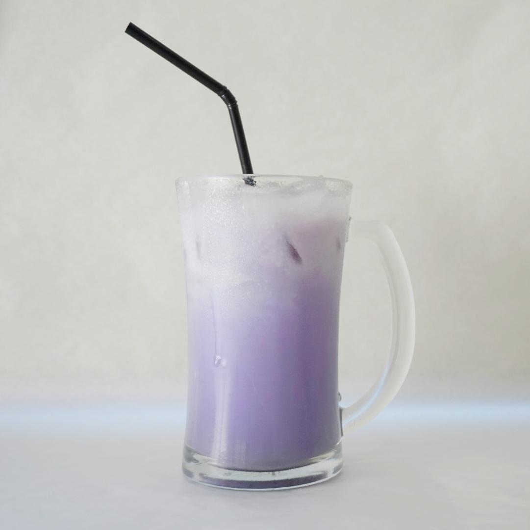 Iced Taro Latte - Rp. 22.000,-
