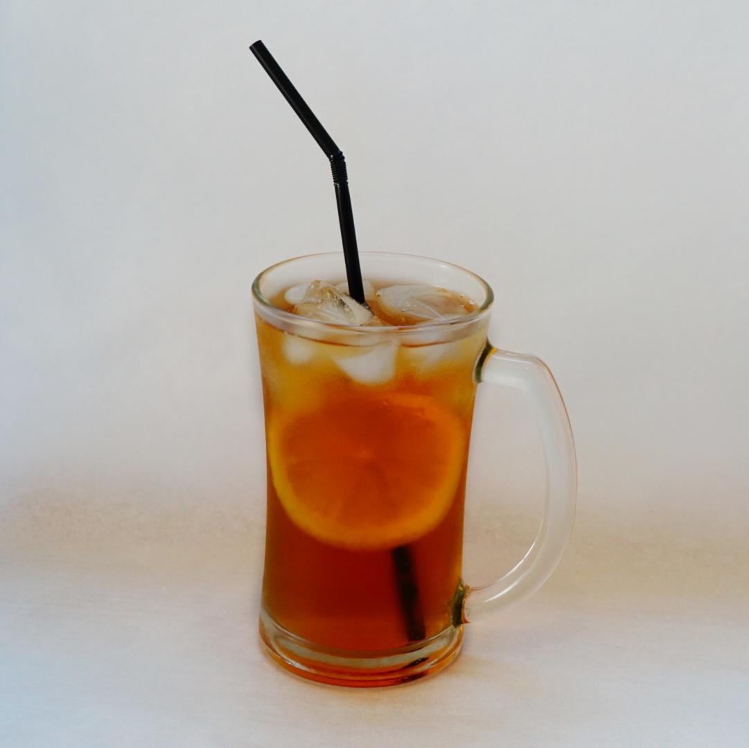 Iced Lemon Tea - Rp. 18.000,-