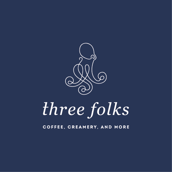 Three Folks Coffee, Creamery, and More