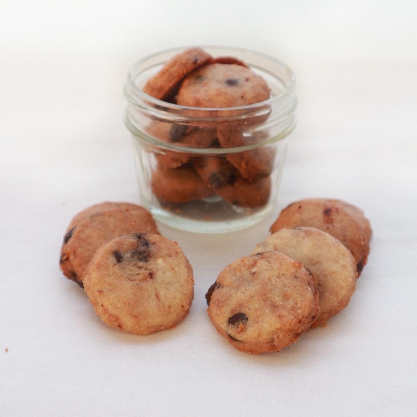 Choco Chip Cookies - Rp. 85.000,- / 100pcs