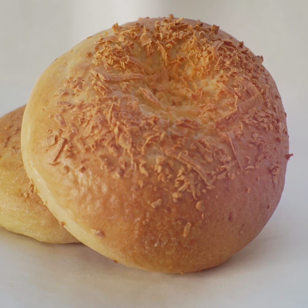 Cheese Bagel - Rp. 10.000,-