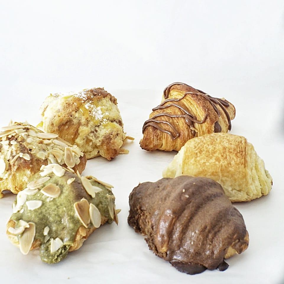 Mini Croissant - Rp. 6.000,-