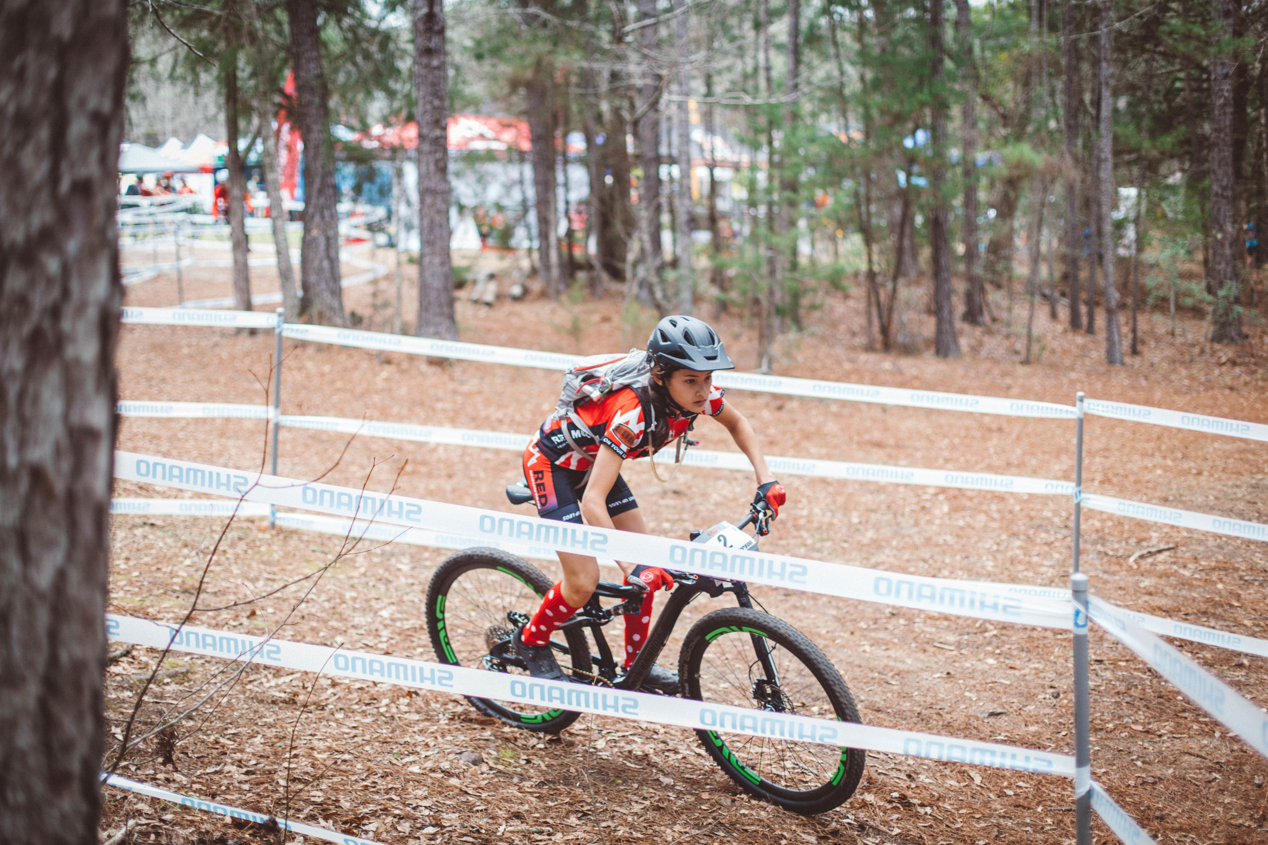 NICA XC mountain bike race.PHOTO : Andrew Garza