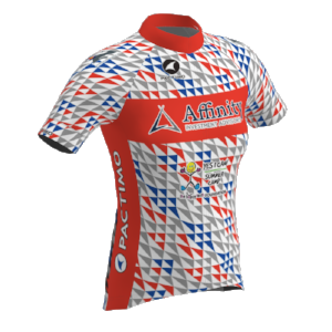 Team Affinity jersey. Match with socks, please.