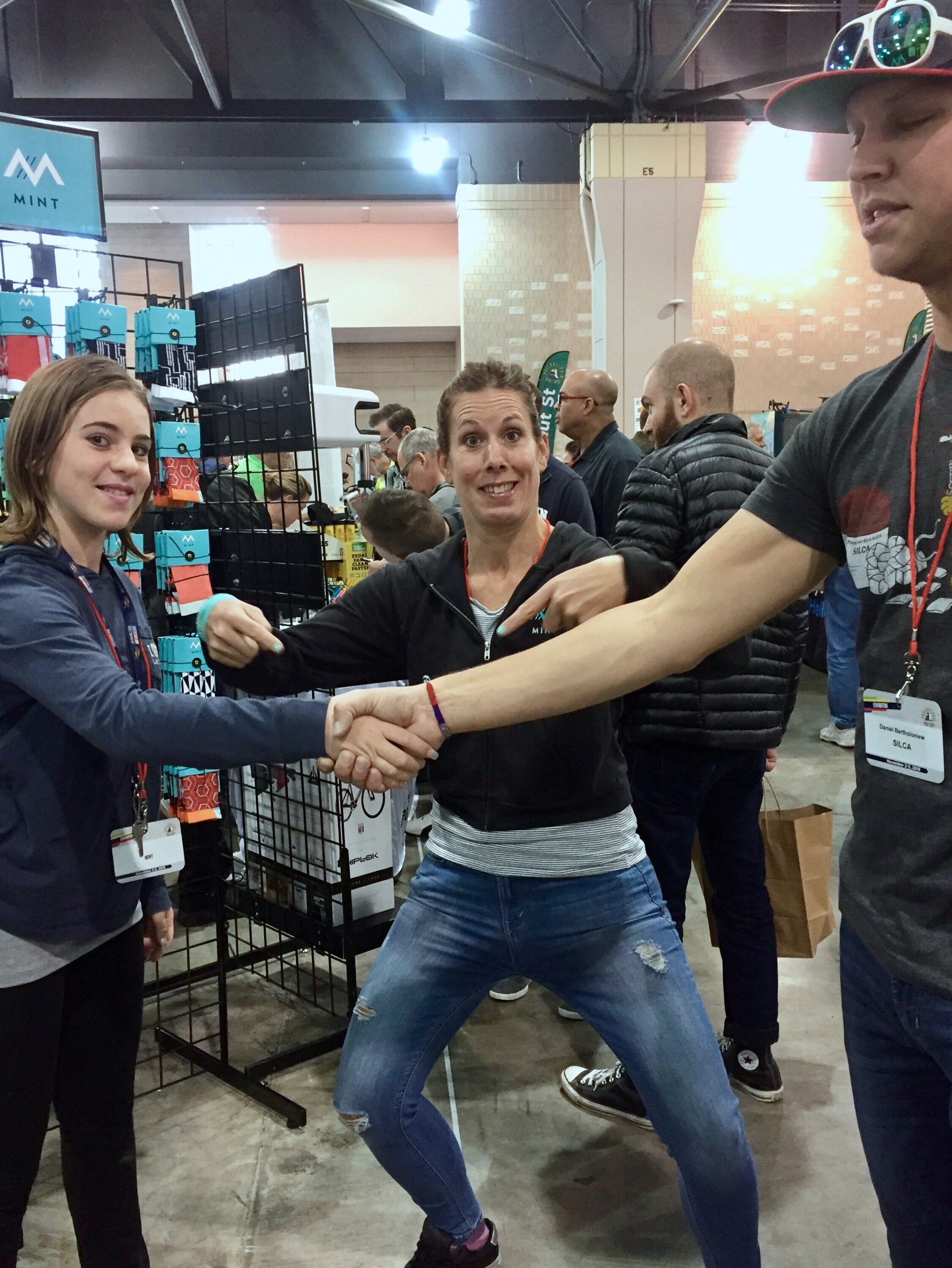 Addison Mason & the Goodr Guy make a deal. HINT: I buy your socks, you double MINT Julep me. Deal or no deal?