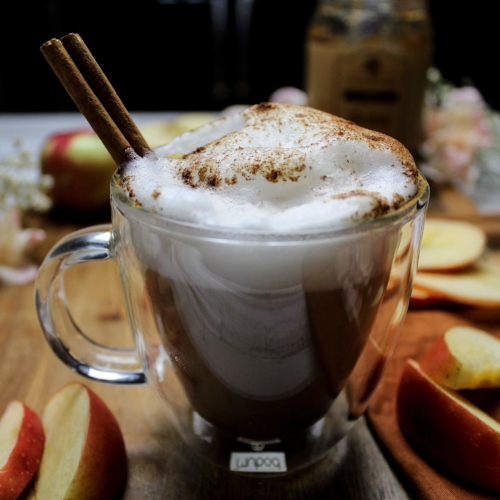 Apple Spice Latte