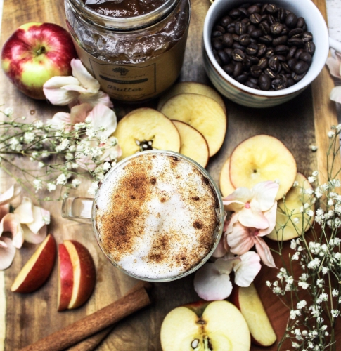 Apple Butter Latte