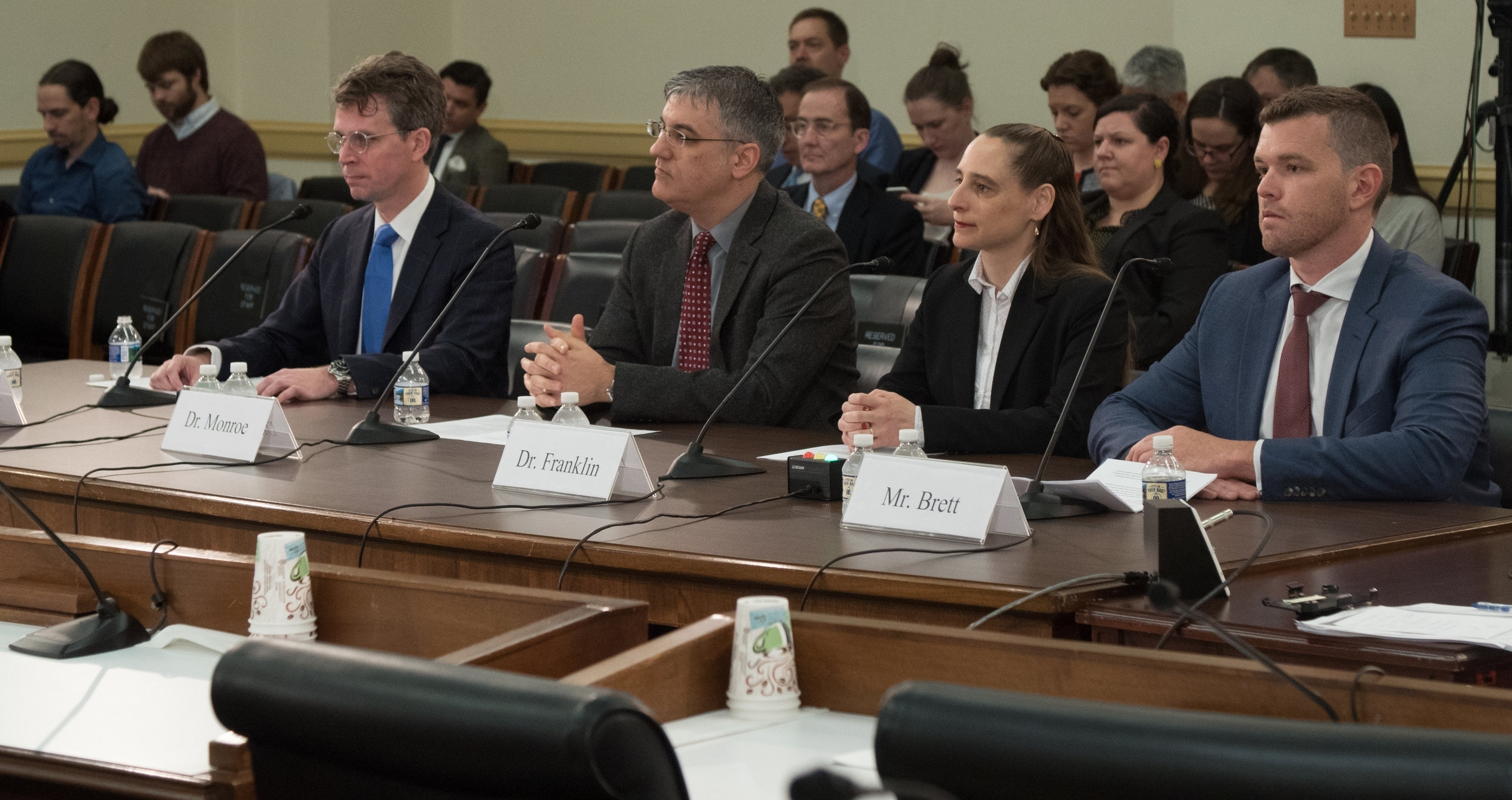 Diana Franklin Testifies before Congress    Read More