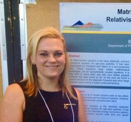 Natalie Brown, Duke      Quantum Algorithms and Applications