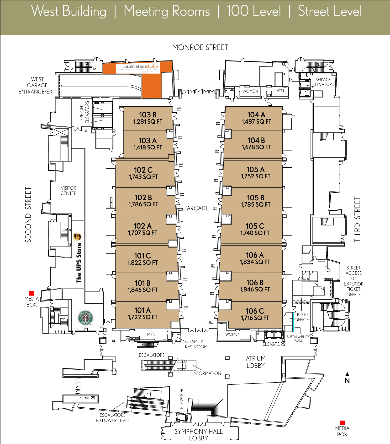 - Location AM meeting Room 102A