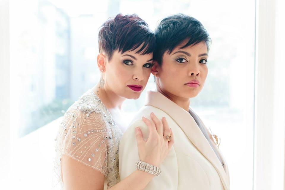 Crystal & Meagan - 2014