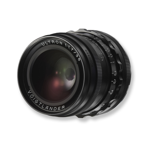 Voigtlander Ultron 35mm F1.7 -   Amazon    Phenomenal lens with similar style to the Loxia I use on Sony. Leica M mount, adaptable to either the Fuji for a 50mm equivalent, or the Sony for the full 35mm width