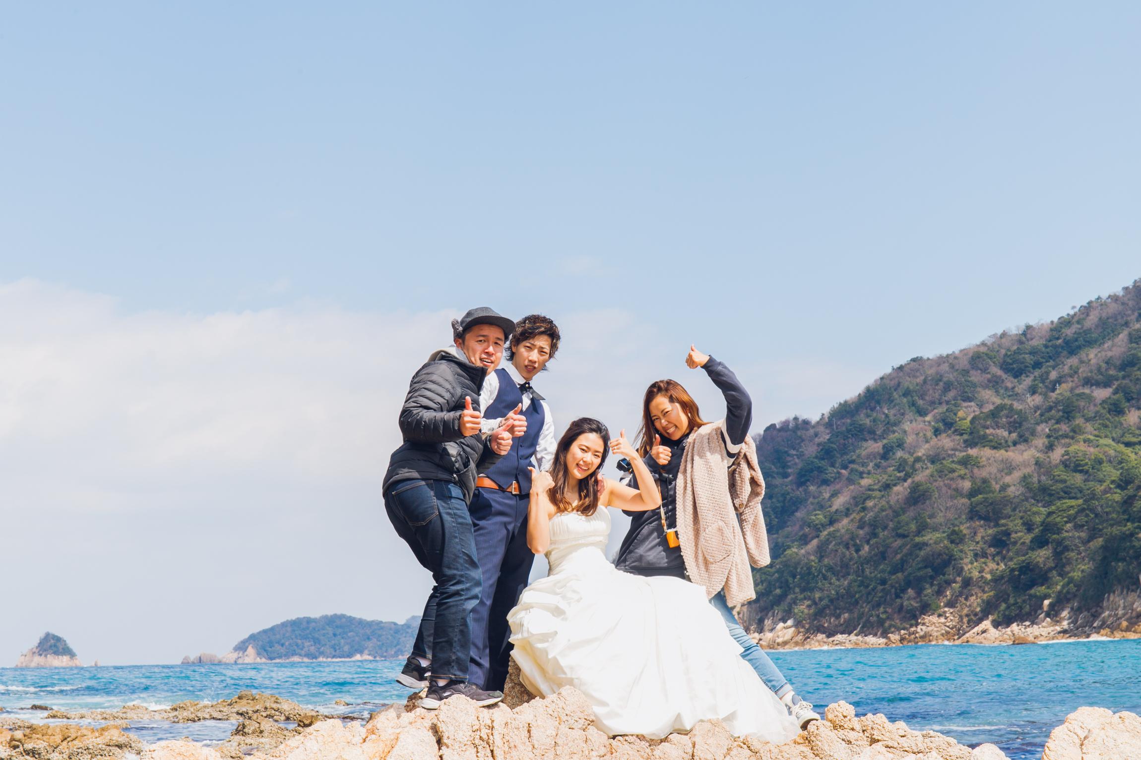wedding photo guider tour in Kyoto, Osaka and Tokyo