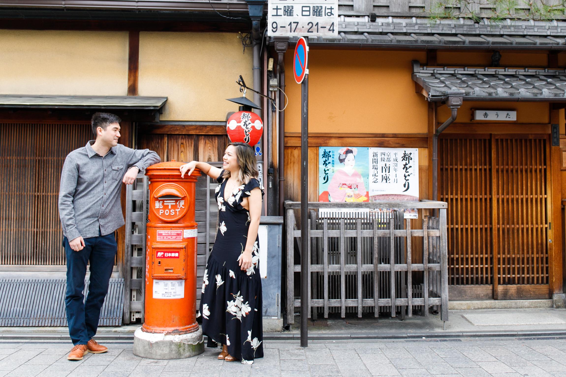 Surprise proposal photo tour in Tokyo, Osaka, Kyoto-Photoguiderjapan