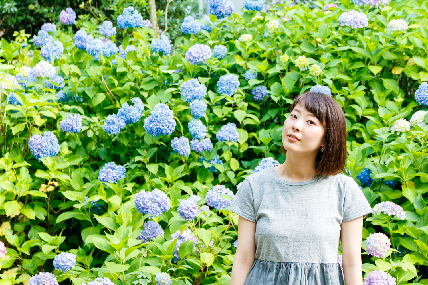 Photoshooting tour in Kyoto with Hydrensias!!