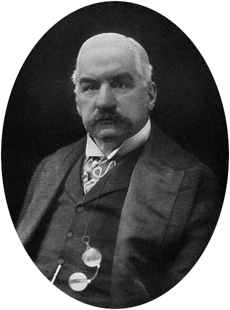 J.P. Morgan, Godfather of American Financial Wizardry