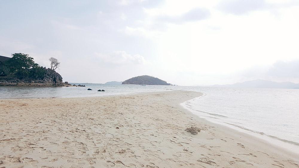 Bulog Dos Sandbar