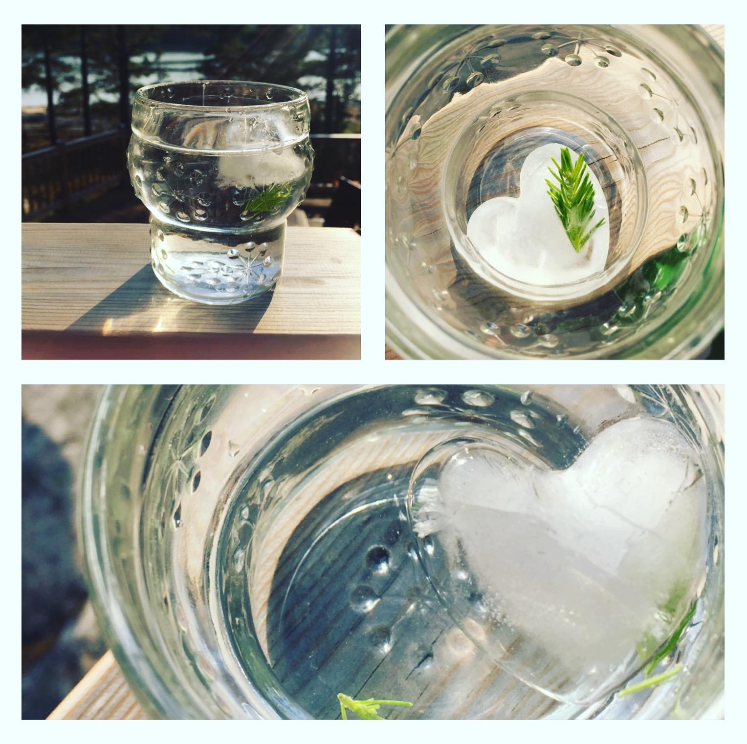 Ensimmäiseksi aamulla kannattaa juoda 2 lasia vettä rauhallisesti, että suolisto pääsee rauhassa heräämään ja prosessoimaan aamupalaa.