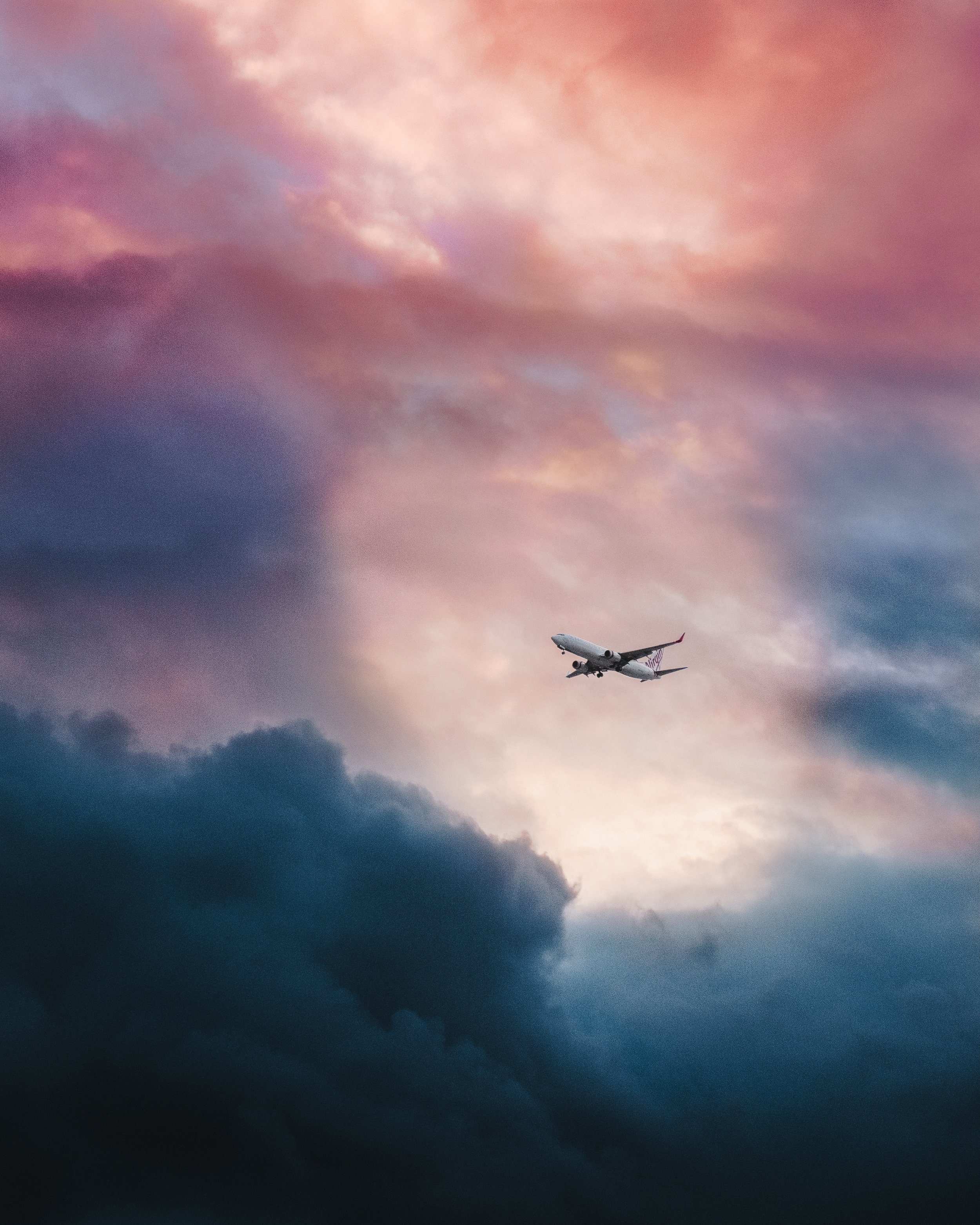 @leiomclaren Unsplash. Aeroplane. Travel