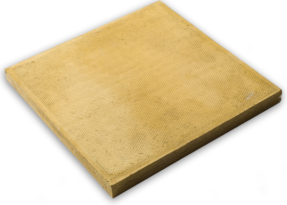 Bedale Plain - Plain has a level surface and a distinctive smooth border. It is extremely practical and offers excellent value.
