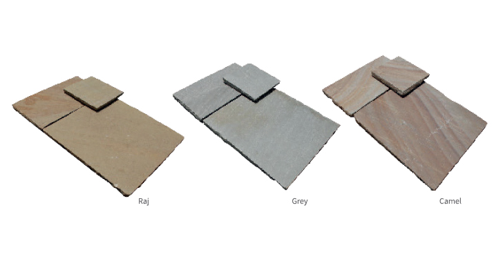 Paving Colours -
