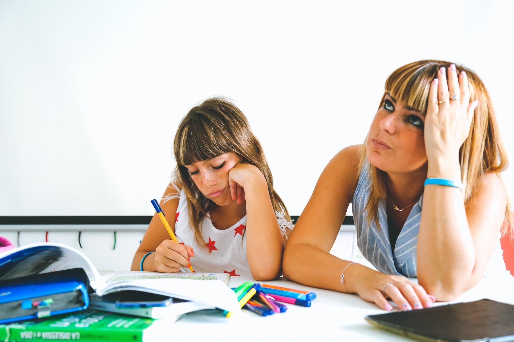 Compiti…che fatica! Corso per genitori e nonni -
