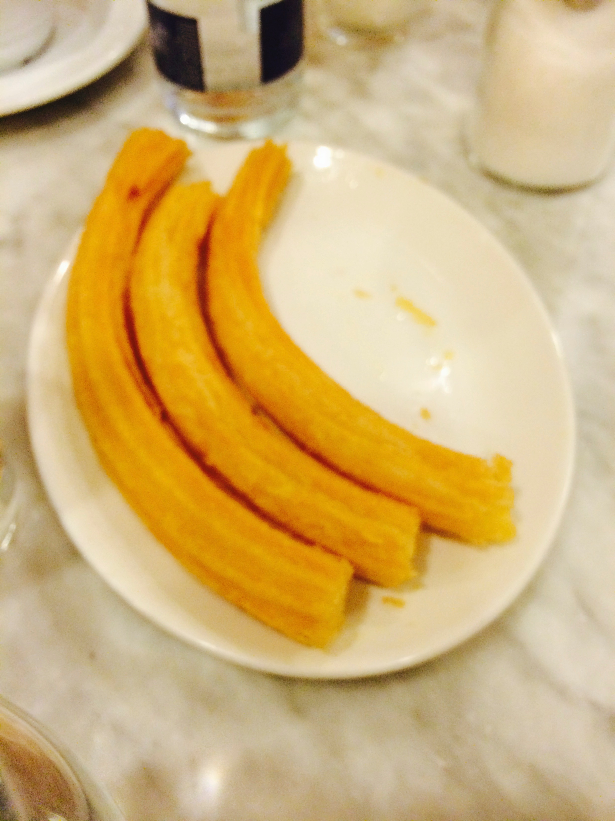 You need churros -