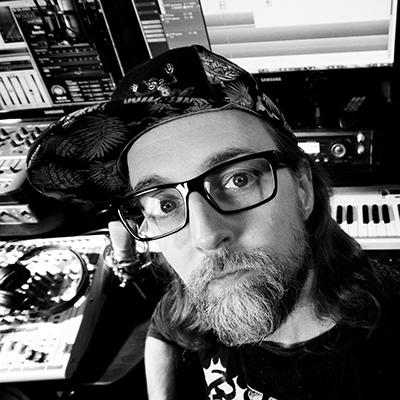 Chris Allan - Founder, Creative director