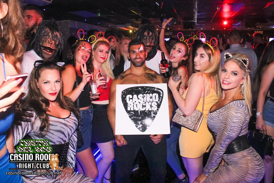 CASINO SAT 27th JULY 2019 - BIGGEST EVER IBIZA ZOO PARTY