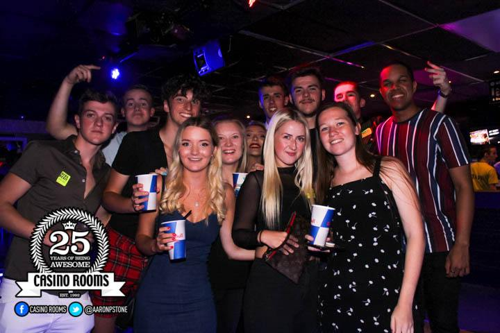 CASINO THU 15th AUGUST 2019 - MASSIVE A-LEVEL RESULTS PARTY