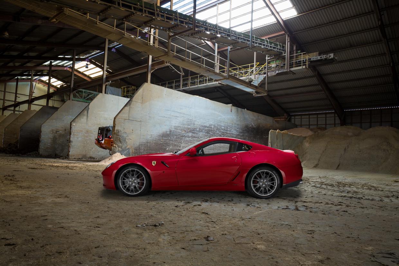 Ferrari 599 -