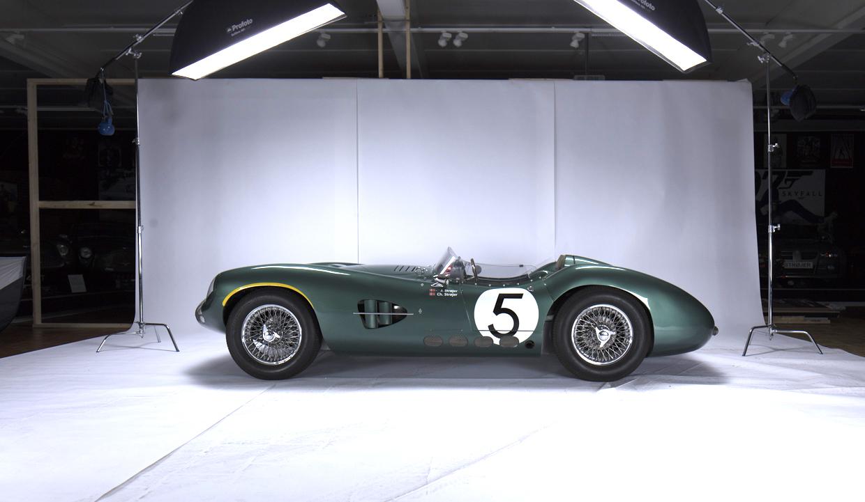 Aston Martin -
