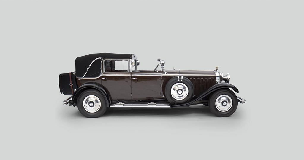 Hispano Suiza - SOLD