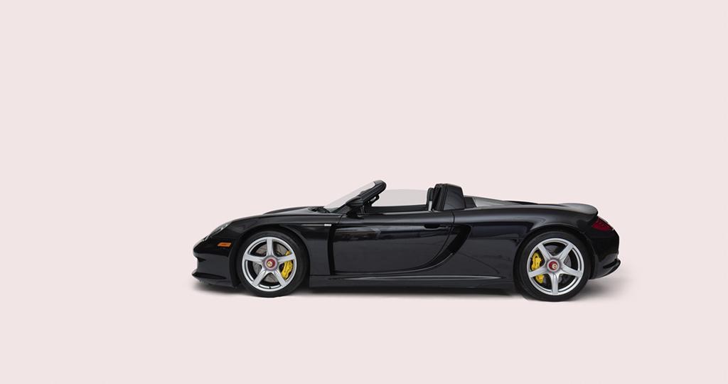 Porsche Carrera GT -