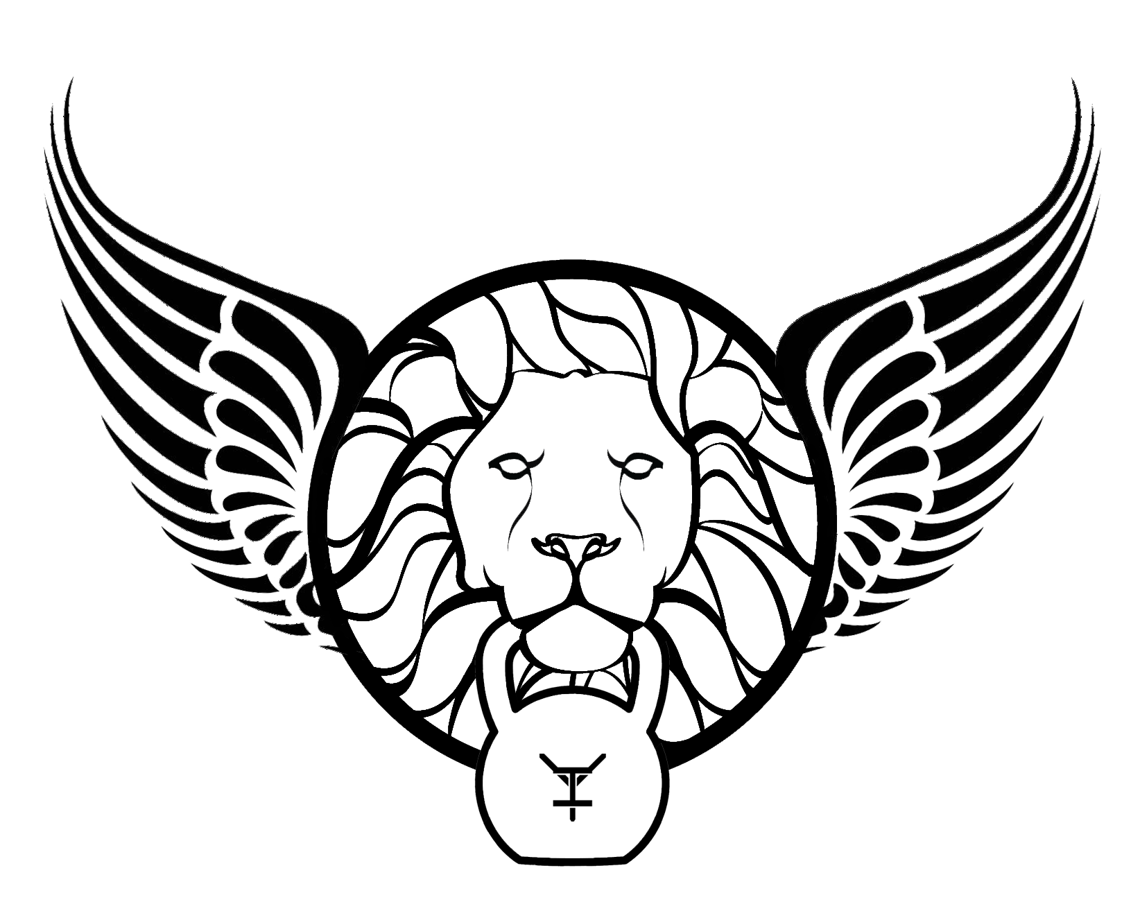 lion logo yubari clear.png