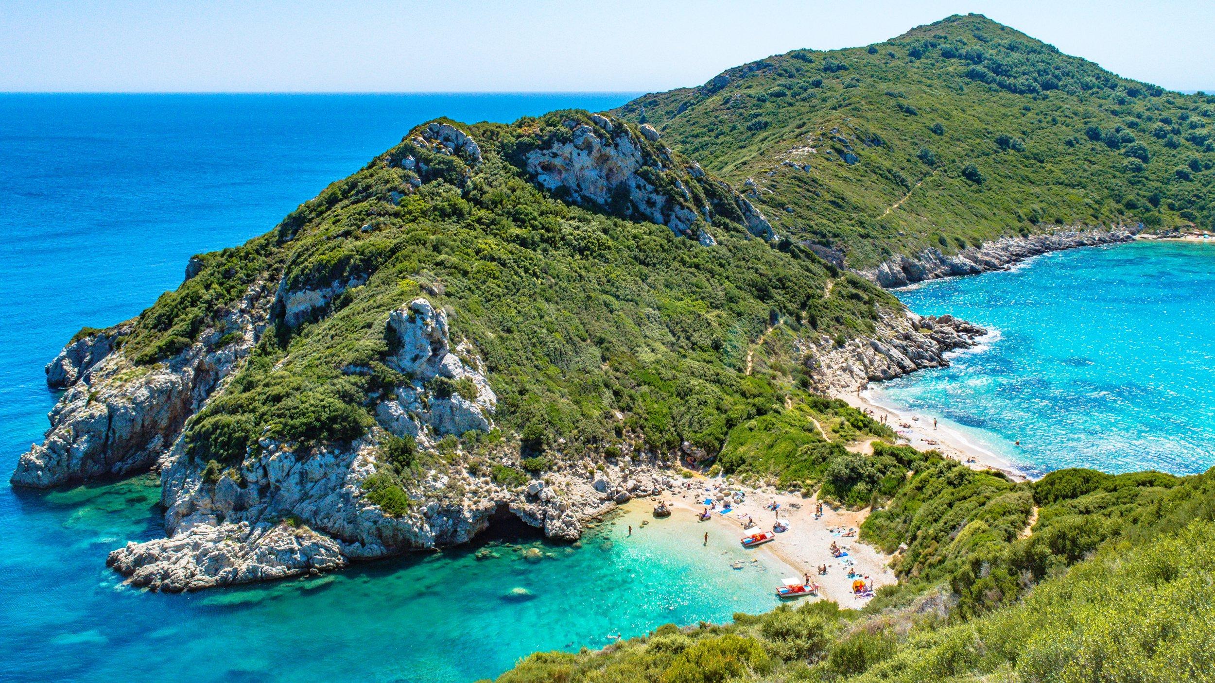 Ionian Islands, Photo by Chris Karidis via Unsplash