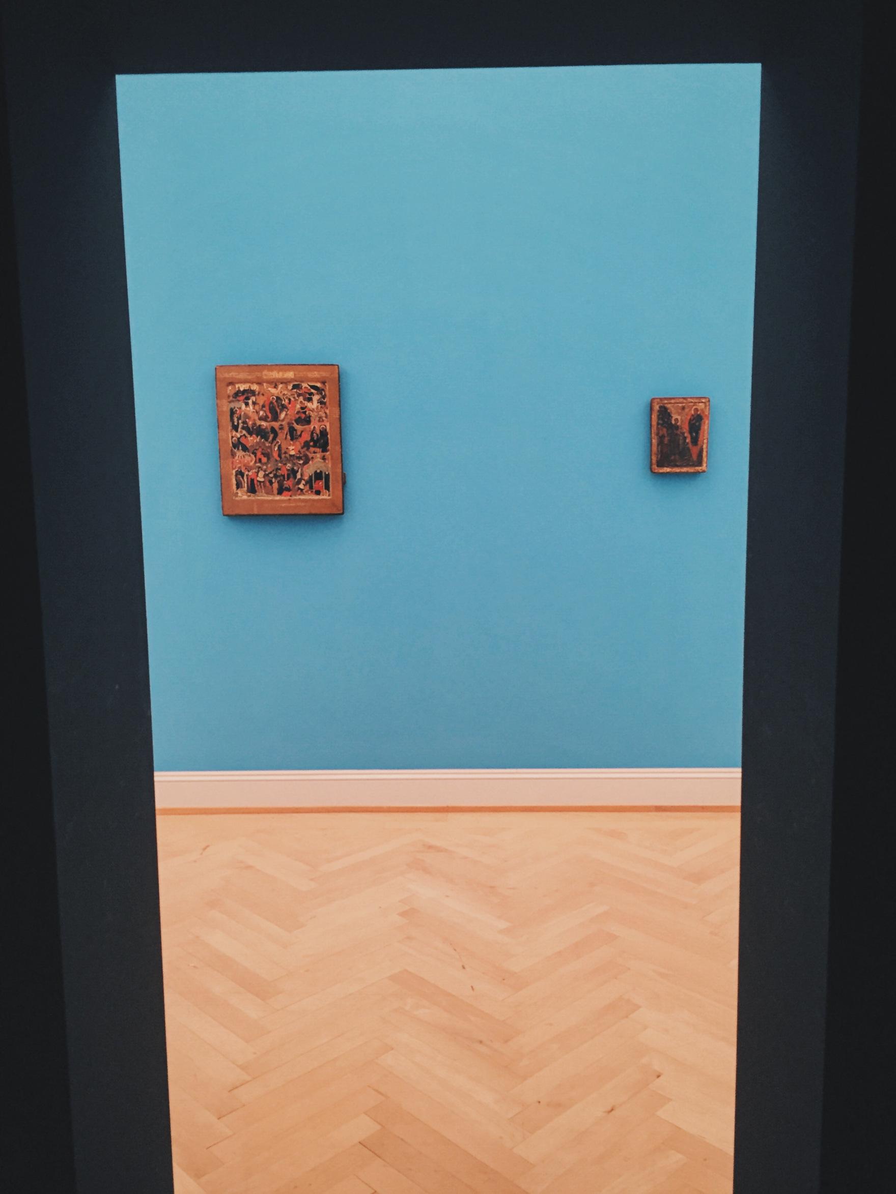 A Peculiar Exhibit