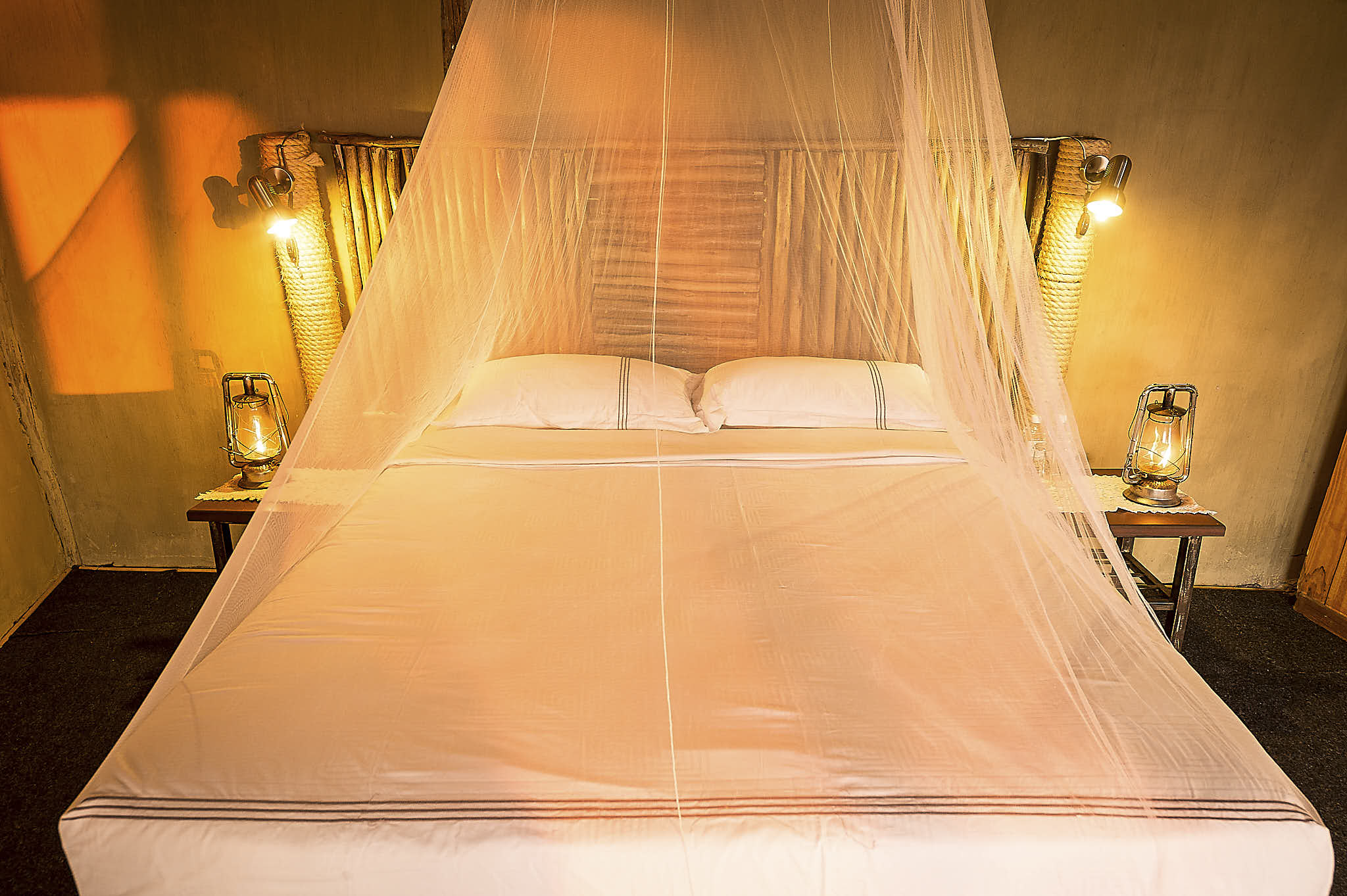 Enjoy the Comfort - Having a good night's rest in between your days of adventures is very important. It is our highest priority to make you and your close ones' stay, enjoyable and comfortable.