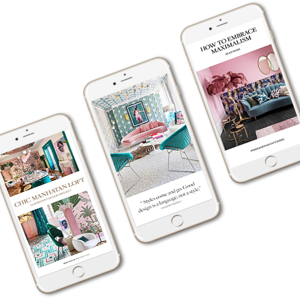 AFLD Creative Memphis Branding and Creative Studio shares the importance of instagram story templates