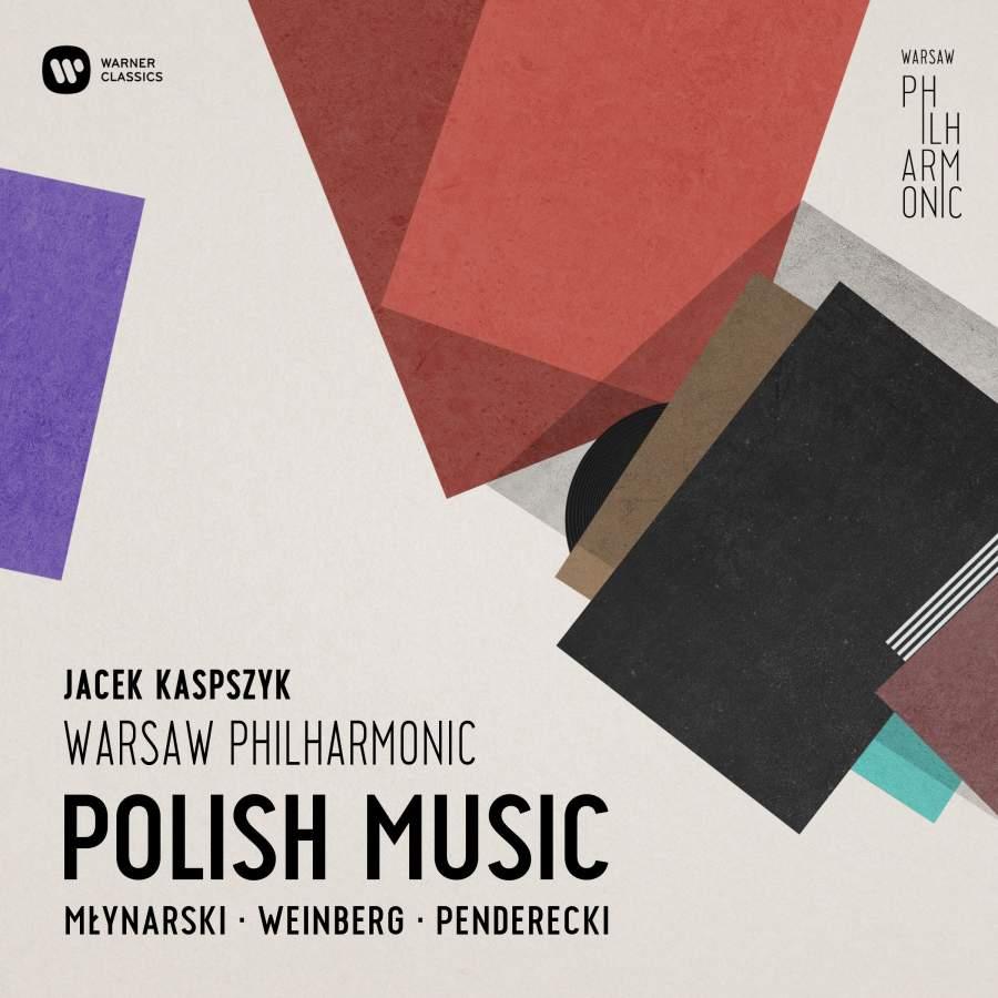 Polish Music / Works by Penderecki, Weinberg, Mlynarski