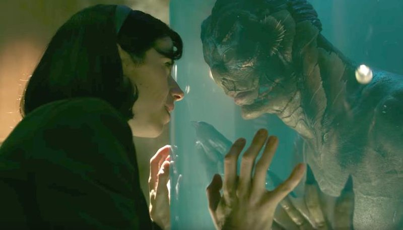 Still from Canadian-shot from Guillermo del Toro's  The Shape of Water  (RTE)