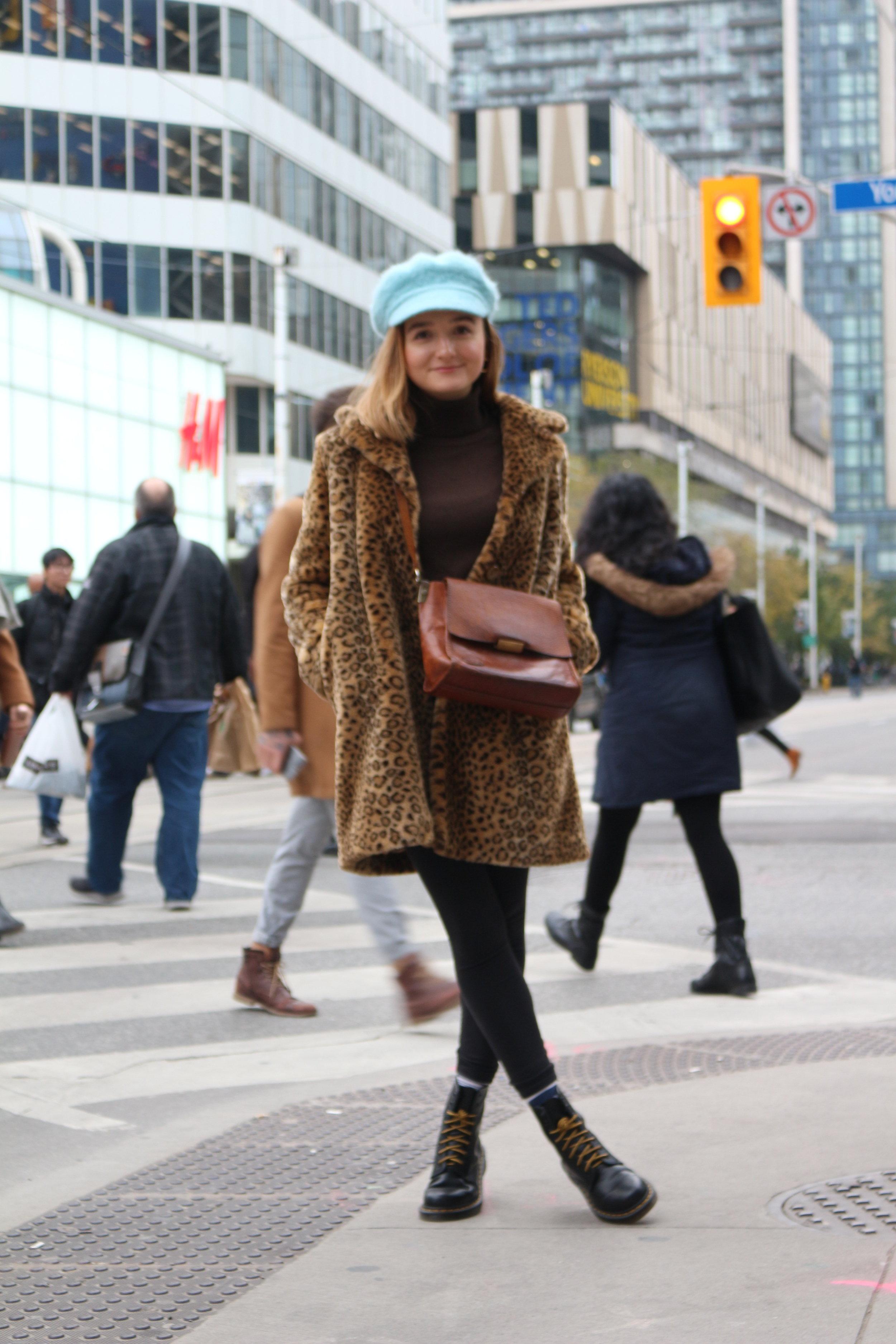 Regina Dickson, fashion editor, CanCulture Magazine
