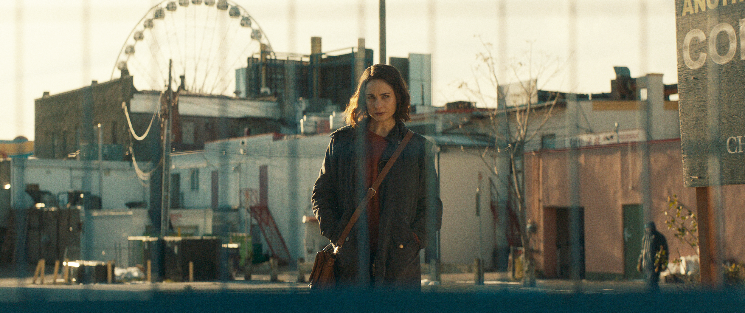 Tuppence Middleton as Abby in  Clifton Hill . (Courtesy of TIFF)
