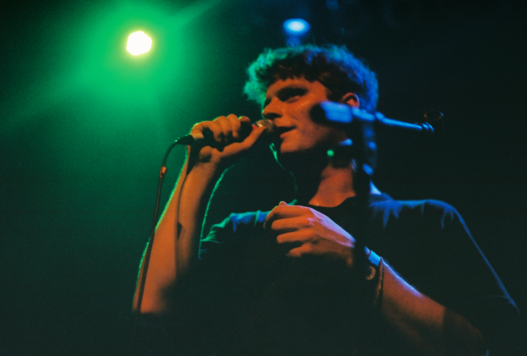 Canadian singer-songwriter Mac DeMarco. (Courtesy Imnotcmjames/Wikimedia Commons)
