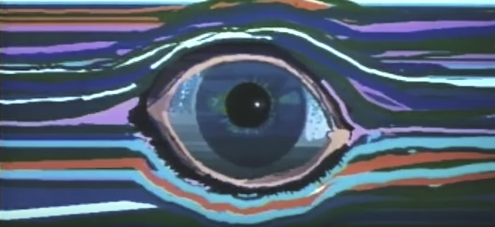 Image courtesy  Videodrome Original Theatrical Trailer  (Universal Pictures)