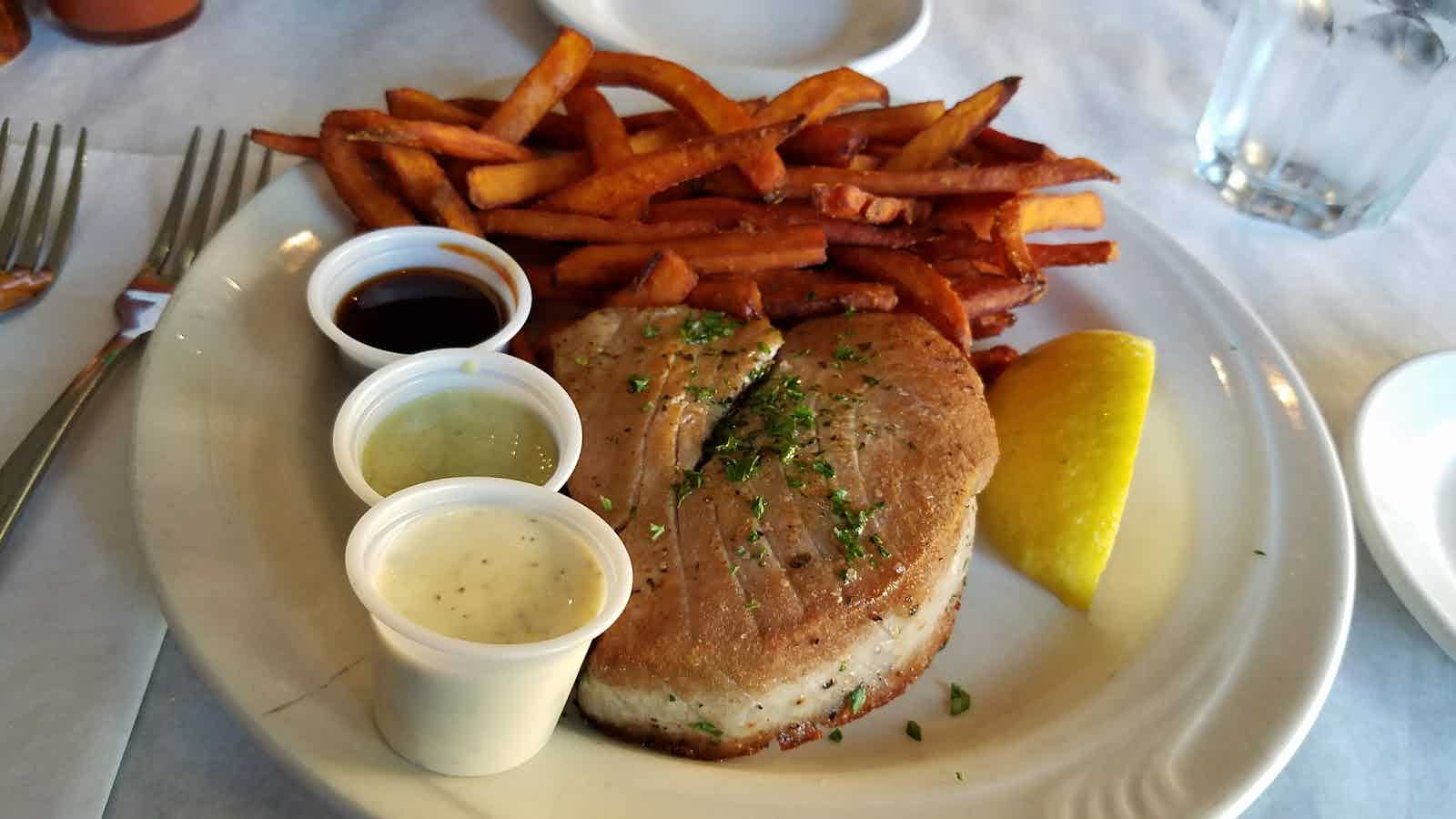 Zagat: Best Seafood in New Jersey